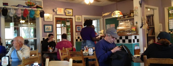 The SeaCow Eatery is one of Kimberly's Saved Places.