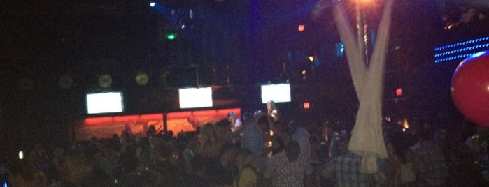 Gold Room Nightclub is one of ATL.