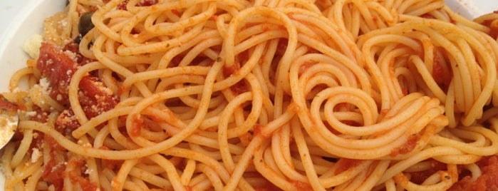 Spaghettici is one of Locais curtidos por Aybike.