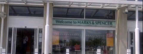Marks & Spencer is one of Locais curtidos por Leonard.