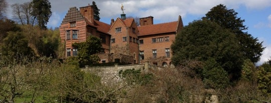 Chartwell (National Trust) is one of Tempat yang Disukai Carl.