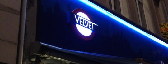 Le Velvet is one of Lille.