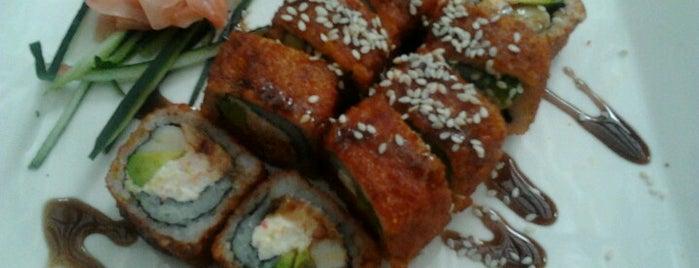 Sushi King is one of Tempat yang Disimpan Ronal.