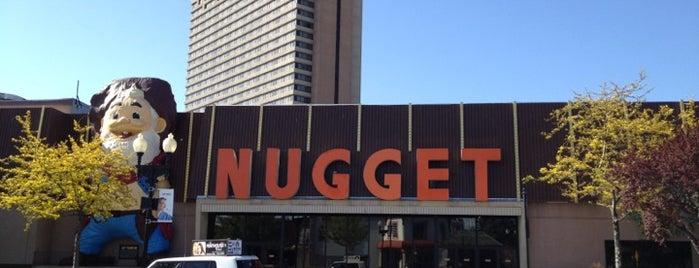 Nugget Casino Resort is one of Claudio 님이 좋아한 장소.