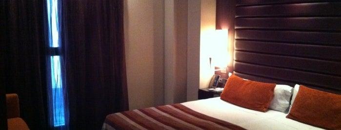 Hotel Pestana Arena is one of Pestana Hotels & Resorts.