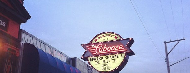 The Cabooze is one of Minneapolis & St Paul Music & Event Venues.