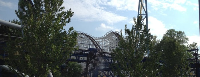 Comet is one of National Rollercoaster Roundup.