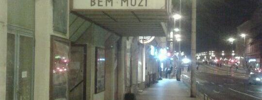 Bem Mozi & Kávézó is one of Margit13.