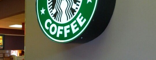Starbucks is one of Todd 님이 좋아한 장소.
