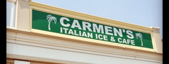 Carmen's Café is one of Posti salvati di Rachel.