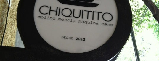 Chiquitito is one of Nuevos lugarcitos.