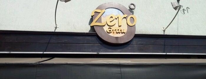Zero Grau Bar is one of Locais curtidos por Marcio.