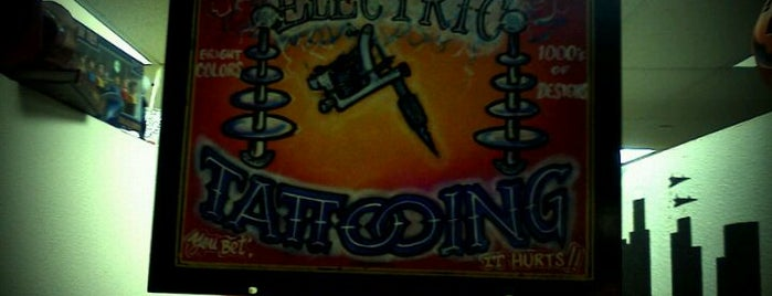 Kathouse Inc. Tattoos & Body Piercings is one of BEST of CSUN 2012.