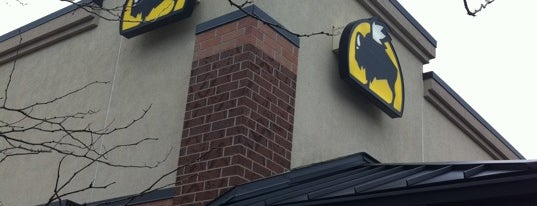 Buffalo Wild Wings is one of Vincent : понравившиеся места.