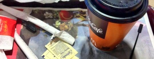 McDonald's is one of Minha experiência gastronômica II.