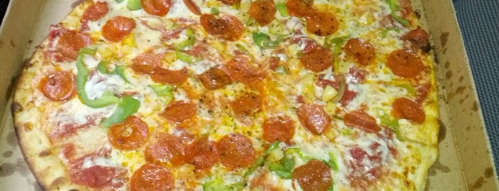 The Upper Crust Pizzeria is one of FAMILY TRAVEL PLANS.