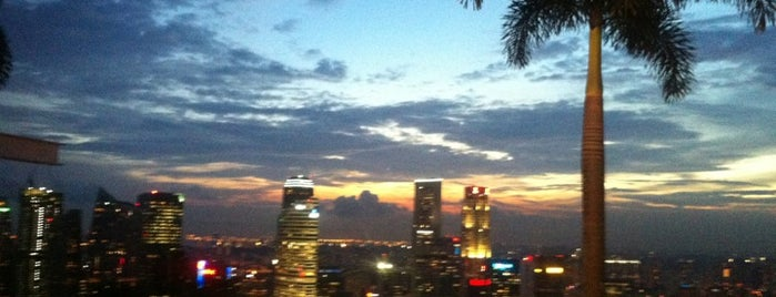 Sky on 57 is one of Singapore.