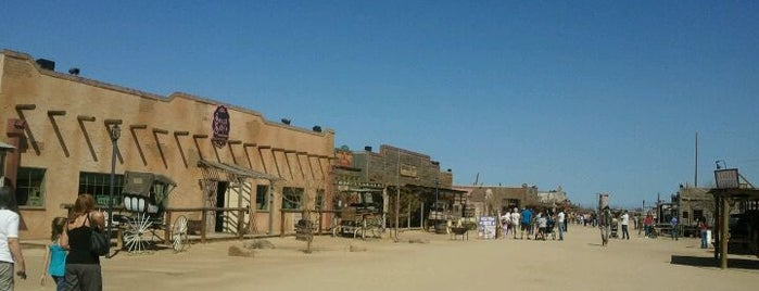 Rawhide Steakhouse at Wild Horse Pass is one of things to do in Phoenix. Az.