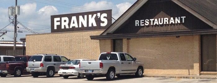 Frank's Restaurant is one of Locais curtidos por Daniel.