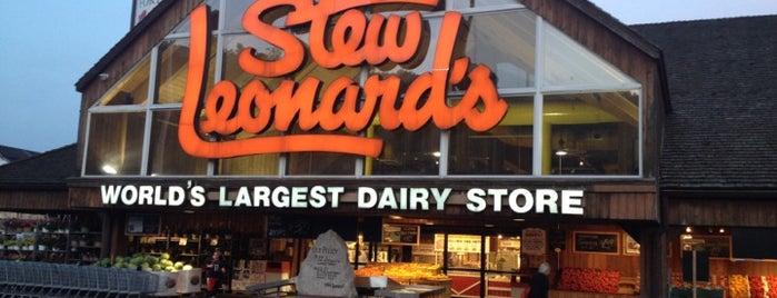 Stew Leonard's is one of Tempat yang Disimpan Mara.