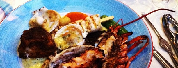 The Lobster Pot Restaurant - Kennington is one of place to try in London.