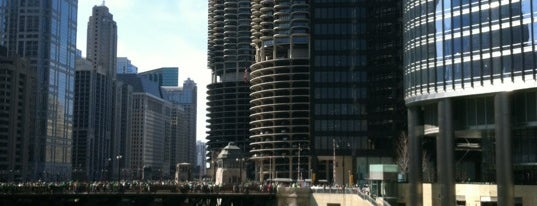 Chicago Riverwalk is one of 101 places to see in Chicago before you die.
