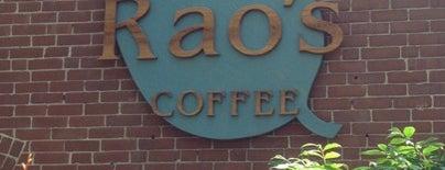 Rao's Cafe is one of Lieux qui ont plu à Monique.