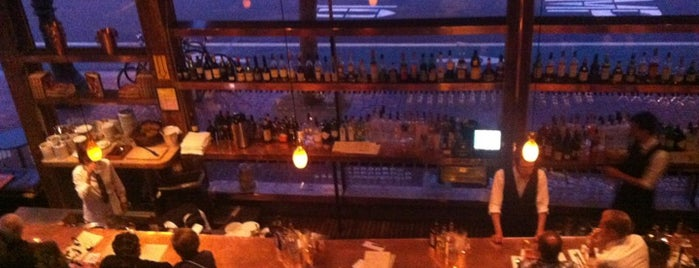 Zuni Café is one of Top 100 Bay Area Bars (According to the SF Chron).