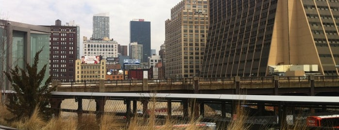 High Line is one of NYC<3Love.