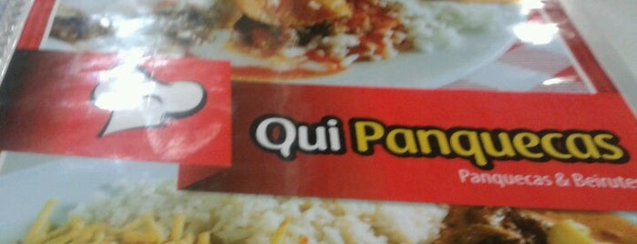 Qui Panquecas is one of Santos.