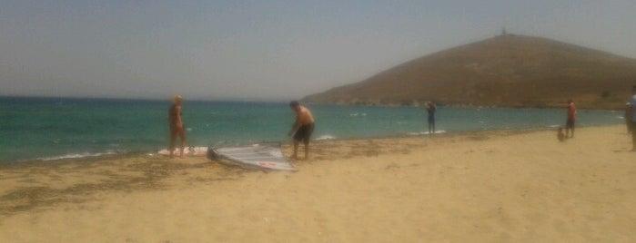 Cayir Plaji is one of Lugares favoritos de Deniz.