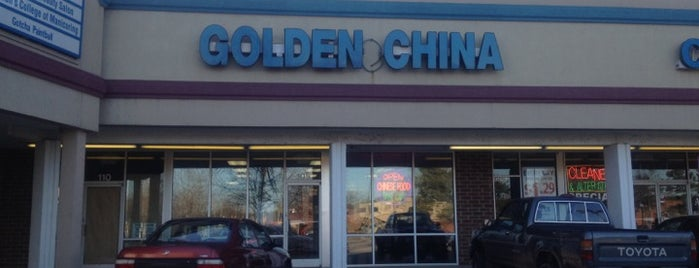 Golden China is one of Restaurants.