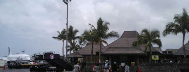 Kona International Airport (KOA) is one of Airports~Part 1....