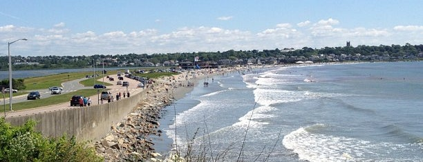 Cliff Walk is one of Newport, RI.