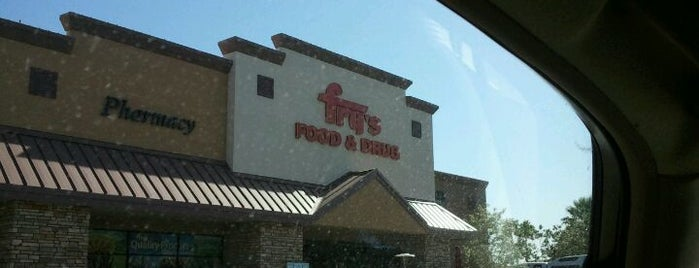Fry's Food Store is one of Arizona.