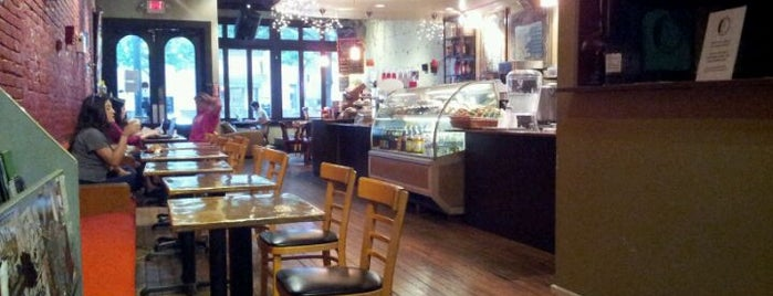 Hideout Coffeehouse is one of Confessions of a Fresh Brew Expert.