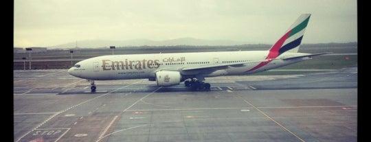 ท่าอากาศยานนานาชาติเคปทาวน์ (CPT) is one of AIRPORT.