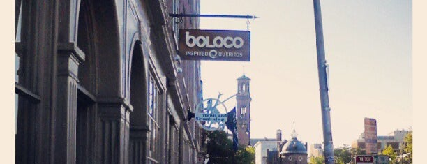 Boloco is one of Boston Trips.