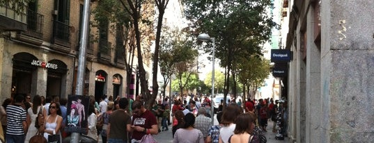 Calle de Fuencarral is one of The Best Of Madrid.