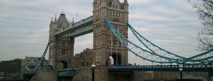타워 브리지 is one of Around The World: London.