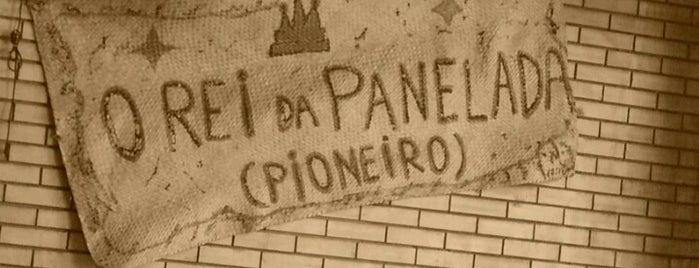 O Rei da Panelada is one of Locais.