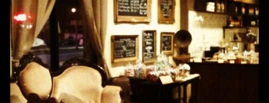 Spring Park Coffee is one of สถานที่ที่ Daron ถูกใจ.