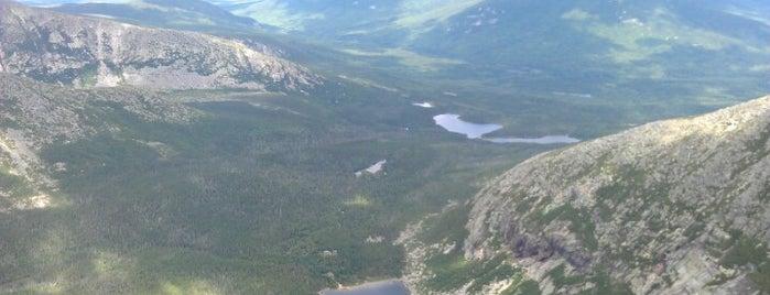 Mount Katahdin Summit is one of Maine.