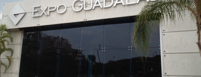 Expo Guadalajara is one of Ana 님이 좋아한 장소.