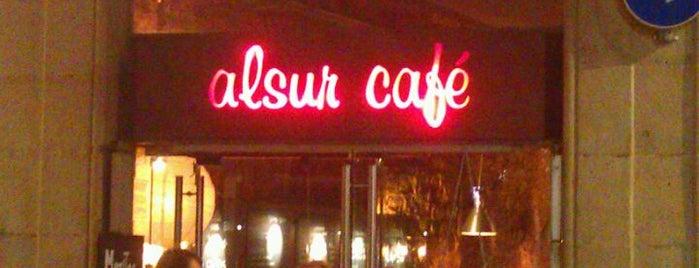 Alsur Café (Palau) is one of Barcelona foodie.