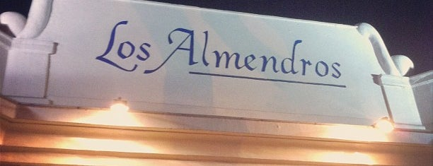 Los Almendros is one of DF Dining.