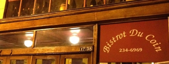 Bistrot Du Coin is one of DC Restaurants.