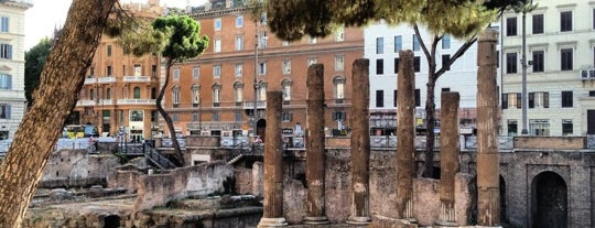 Largo di Torre Argentina is one of My Rome ToDo List.