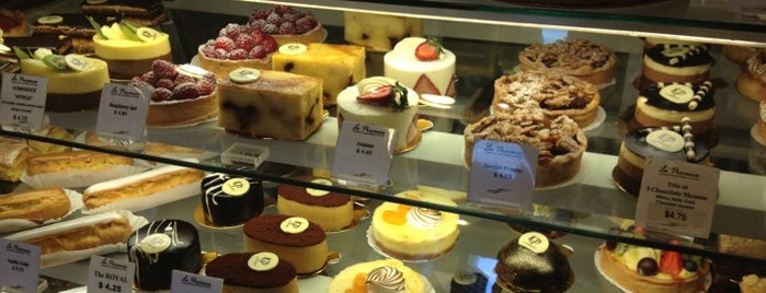 La Provence French Bakery is one of Pavlos list.
