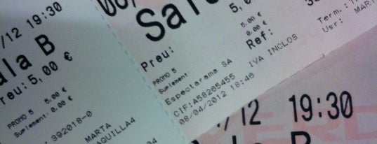 "Cinemes Verdi is one of Mr Caulfield says: ""Estilo indie Barcelona""."